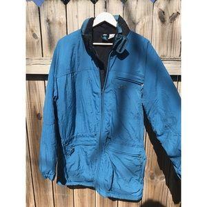 VTG Nike Men's ACG Blue Windbreaker 80's/ 90s Coat