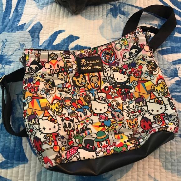 3e5dd8845 Tokidoki X Hello Kitty circus purse 🎈. M_59eff94f68027868f40331c8