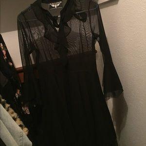 2380d0122d Killstar Dresses - Killstar decay nu mourning dress 🌚