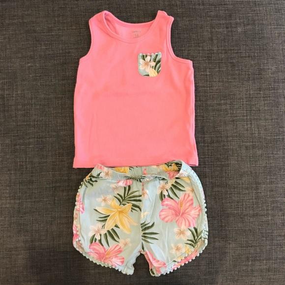 d72b6732d Carter's Matching Sets   Carters Toddler Girl Matching Set Size 18 M ...