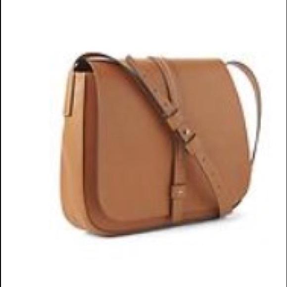 31d4021b218e GAP Bags   Large Saddle Bag Crossbody   Poshmark
