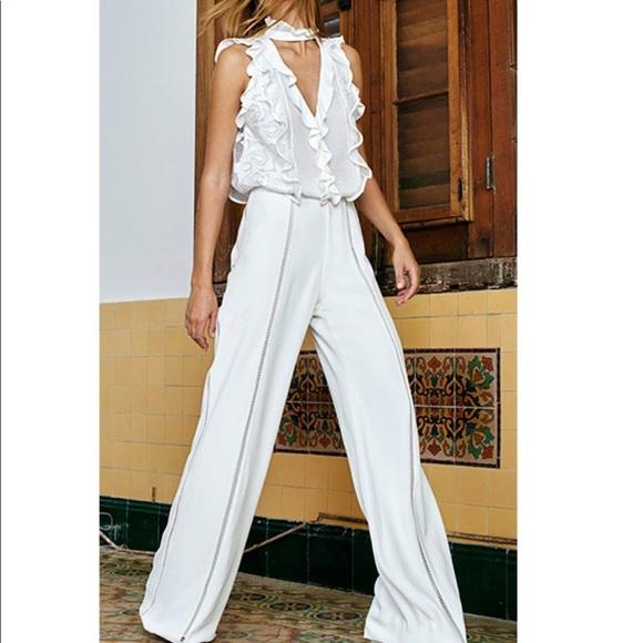 fdf0b570ce81 Alexis Other - Alexis Rasika white jumpsuit