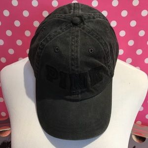 NWT VS PINK washed hat