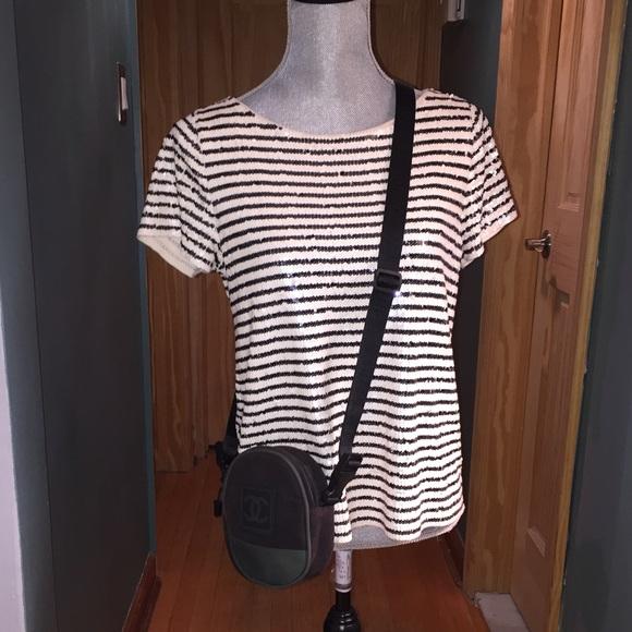 0157da176658 CHANEL Handbags - Authentic CHANEL Sport Line Canvas Crossbody