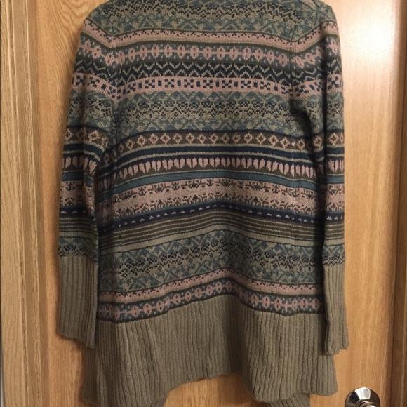 56% off Kensie Sweaters - Kenzie Fair isle Sweater in xs from ...