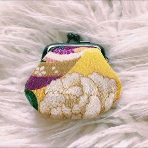 Mini Kawaii Japanese coin purse