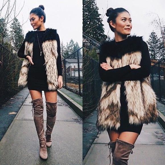 65602186815 Catherine Malandrino Shoes - Catherine Malandrino Over the Knee Boots