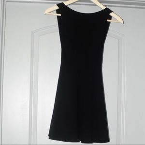 American Apparel Dresses - Black American Apparel Skater Dress