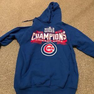 Cubs World Series sweatshirt
