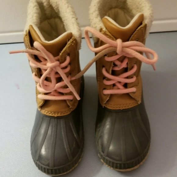 GAP Shoes | Girls Gap Duck Boots | Poshmark