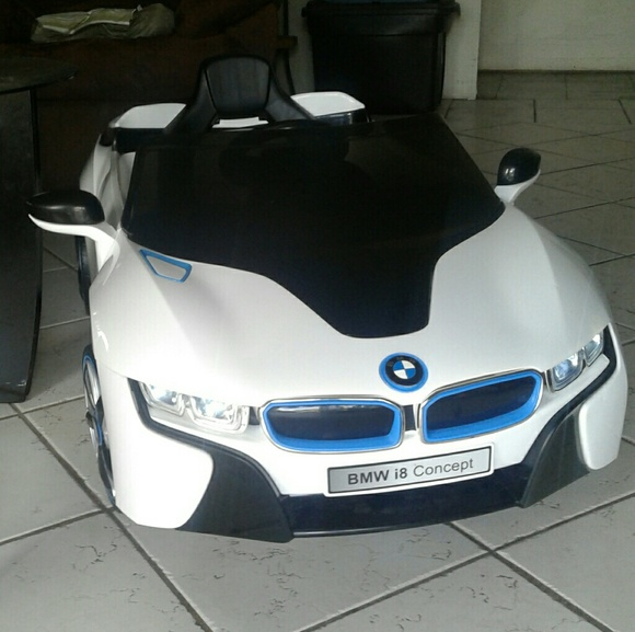 other   power wheels bmw concept ride on toy   poshmark