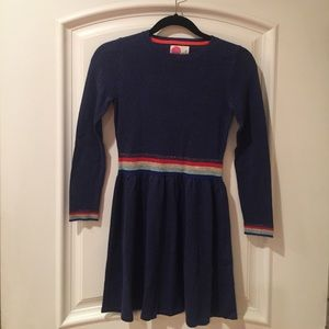 Johnnie B Sparkle knitted dress size 9-10