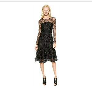 Nina Ricci Dresses - 👑Nina Ricci Black Lace Dress👑 f53246982