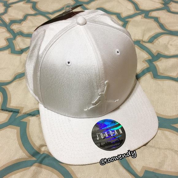 7480b8e7e Nike Air Jordan Retro SnapBack Cap Hat NWT