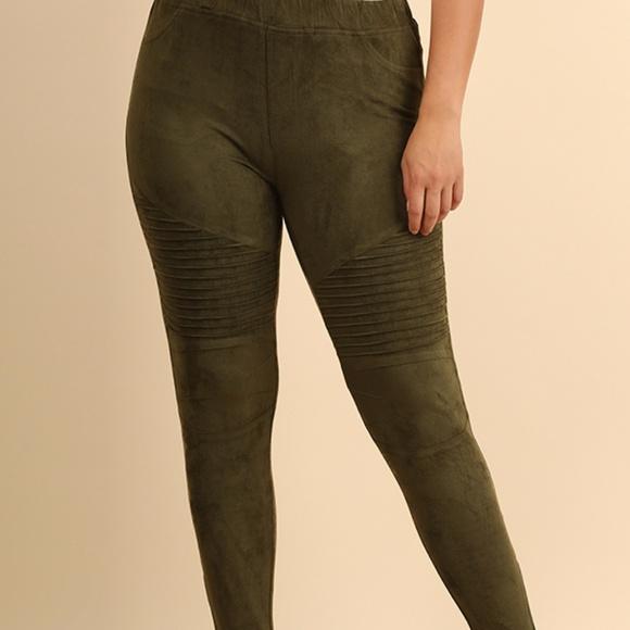 78c00a87912142 Umgee Pants   High Waist Plus Size Jeggings   Poshmark