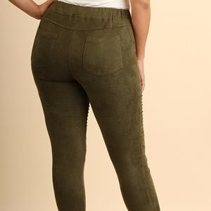 9f0e64d3996 Umgee Pants - HIGH WAIST PLUS SIZE JEGGINGS