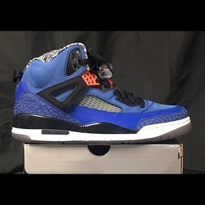 Air Jordan Shoes - Blue air Jordan s - Spizike New York