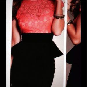 Dresses & Skirts - Super cute dress. Cute back.