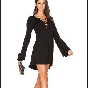 SALE 🔥Michael Lauren Jimi dress in CHARCOAL