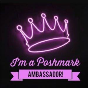 Other - 💕💕💕YAY! I'm a Poshmark Ambassador!💕💕💕