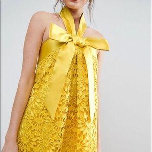 ASOS Dresses - Asos tall bow lace dress