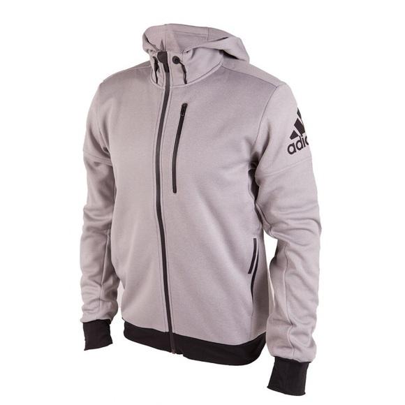 Adidas men's Day Breaker Training Hoodie Jacket