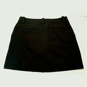 Nike Shorts - NIKE Dri Fit Golf Skort Black Size 8/Medium