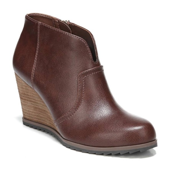 379f39eab982 Dr. Scholl s Inform Women s Wedge Ankle Booties