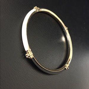 Jewelry - Black & White Bangle Bracelet