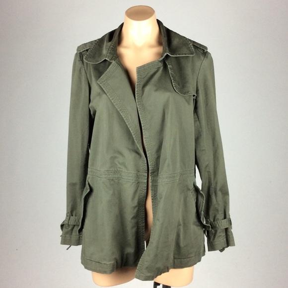 0e0972f164 Coldwater Creek Jackets   Blazers - Coldwater Creek Green Jacket