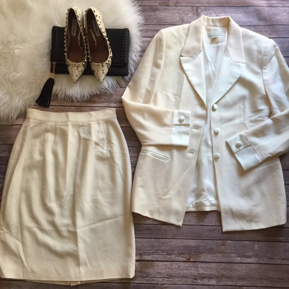 Lord Taylor Skirts 2 Piece Womens Suit Set Lord Taylor Poshmark