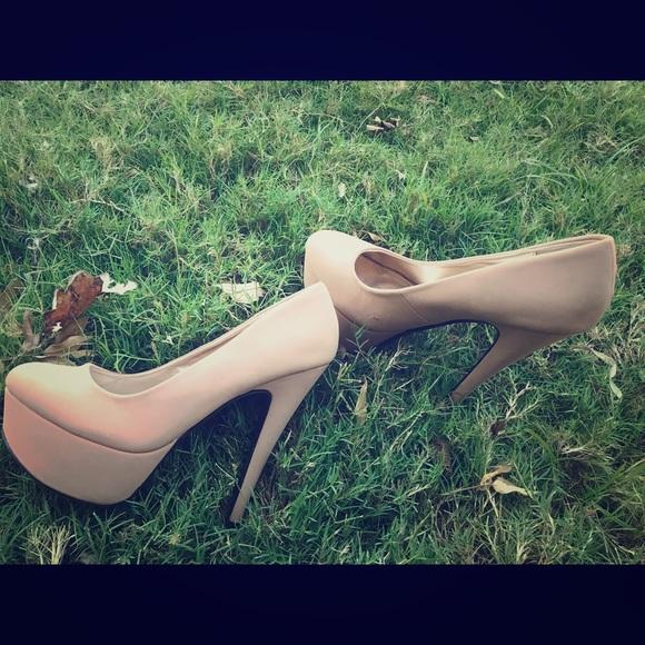 Shoes | Romantic Blush Colored Pumps