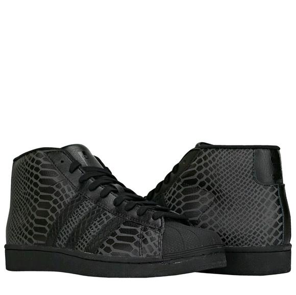 Zapatillas adidas Originals Pro negro Snake Print hombre  Sneak poshmark