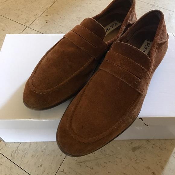 c9dc216ba476 Men s brown Steve Madden loafers. M 59f0a879f0928211d000ed22