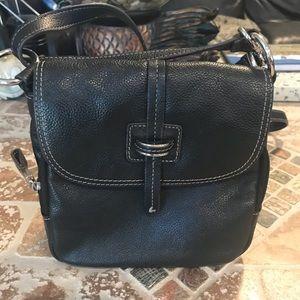 Tignanello Leather Crossbody!