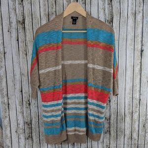 BOGO Rue 21 Striped Shrug - S/M