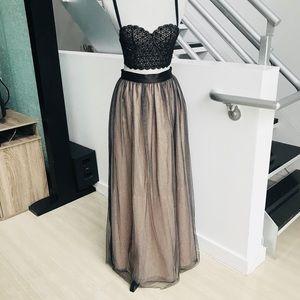 Bebe Corset and Skirt