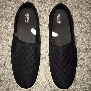 Womens Mossimo Supply Co. Quilted slip-on sneakers