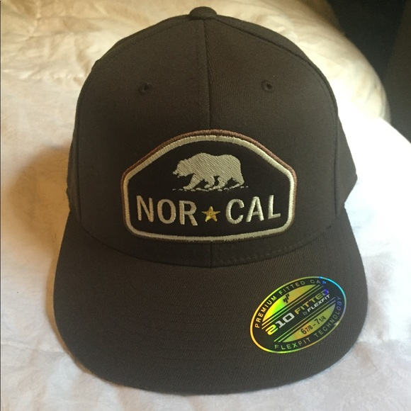 bffc1168b74 210 flex fit s m NorCal hat