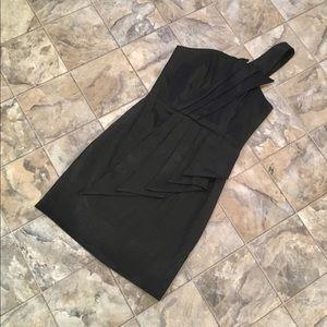 DAISY one shoulder mini dress