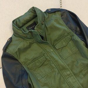 Army Green Field Jacket