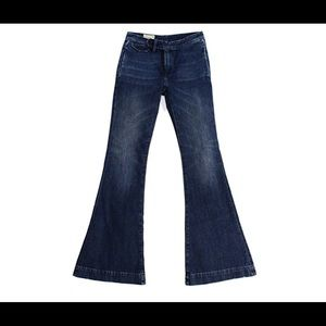 Polo Ralph Lauren Denim Wash Flare Jeans