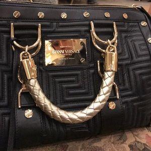 ca535e0da36c Versace Bags - Gianni Versace Medusa Madonna Leather Bag Preloved