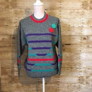 Sweaters - Vintage 80's sweater