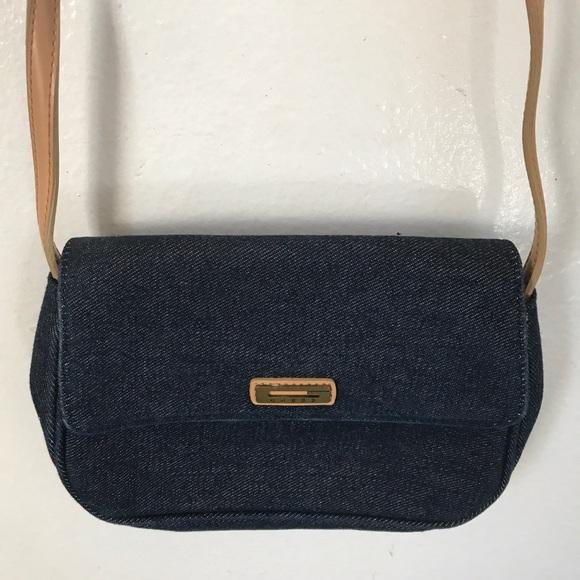 G by Guess Bags   Vintage Guess Denim Bag   Poshmark b4ae0d60cc