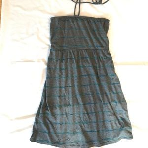 Hurley Knit Halter or Strapless Dress