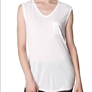 T Alexander Wang Sleeveless Tee
