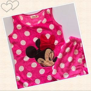 ✨ Minnie Mouse Thermal PJ