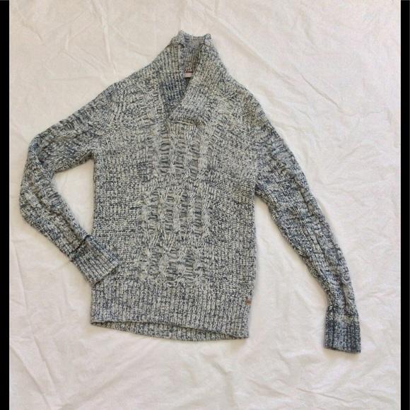 Banana Republic Sweaters Mens Shawlcollar Pullover Poshmark