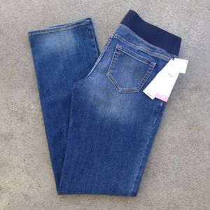 Liz Lange Maternity Boot Cut Jeans